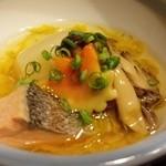 Ishibashi - 鮭と野菜あんかけ