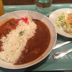 ライフ イズ ビューティフル - ハーフ&ハーフ(950円)ひよこ豆と牛スジ
