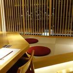 京町料理 みつや - ☆雰囲気の良いお席ですね☆