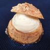 パパン - 料理写真:シュークリーム 160円 税込