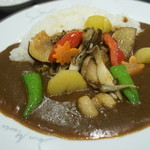 サンマルコ - 野菜カレー