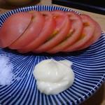 44016957 - 冷やしトマト