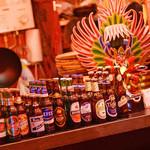 肘鉄 - アジアビールとガルーダ