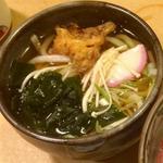 丸万寿司 - 丸万丼のうどん