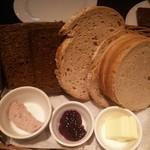 44017605 - ドイツパン盛り合わせ