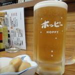 大衆酒場 富士川 - お通し100円