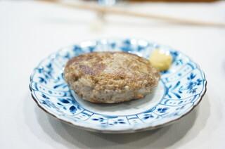 かわむら - ハンバーグ
