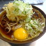 JR長野駅 新幹線 そば店 -