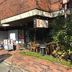 44019266 - 朝日があたる喫茶店
