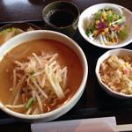 中国旬菜坊 幸來 - 週替わり麺ランチ
