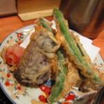 44019948 - 野菜天ぷら
