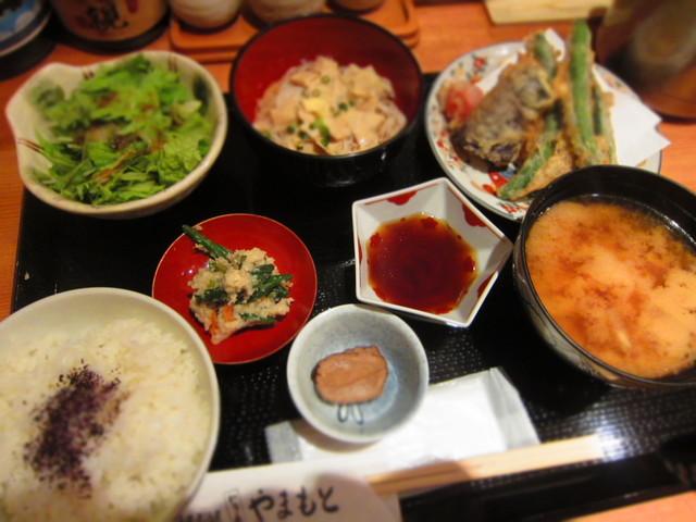 和乃匠 やまもと - 週替わりランチ ¥1、000