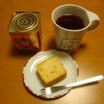 歐林洞 鎌倉本店 - パウンドケーキ&紅茶