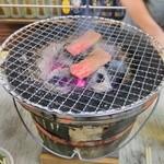 焼肉のあじまる - 七輪・炭火焼きと本格焼肉☆