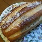ボンデセール - 米粉パン 大きいのに110円