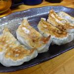 谷津亭 - 餃子¥250