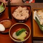 銀座 古郁 - お食い初め膳