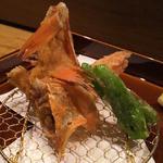 銀座 古郁 - 豆きんき