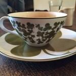 三人灯 - 紅茶カップ