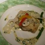 44027264 - メインの魚料理