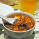陳建一麻婆豆腐店 - 麻婆豆腐 & ビール!