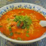 ペンタイ - 料理写真:トムヤン・クン ラーメン