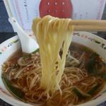 台南麺かちかち山 - 台南麺