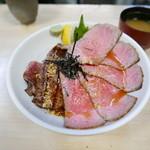 マルタケ - 村田スペシャル(2000円)ローストビーフ&ステーキ