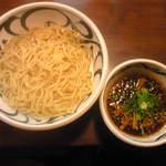 麺鮮醤油房 周月 - 料理写真:つけそば熱もり(釜揚げ風)