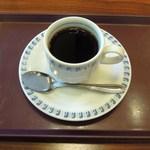 ベッカライテーオ - ブラックコーヒーで一口