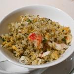 中国飯店 - 高菜海鮮炒飯
