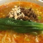 翠蓮 CHINESE RESTAURANT - ミニ担々麺(週末の飲茶ランチ)