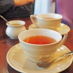 マザーズオリエンタル - 食事を通してお代わりできる紅茶♫