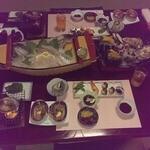 岬 - 料理写真:貝尽し船盛