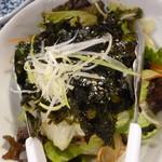 牛繁 - サラダ