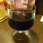 牛繁 - 赤ワインもあります