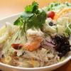 春雨とシーフードのピリ辛サラダ:ヤム・ウンセン