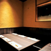 ご宴会に最適な個室席10名様〜14名様完全個室4名様〜9名様半個室なります