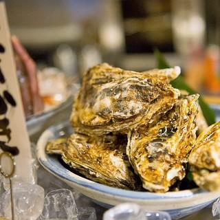新鮮な魚介類でご宴会をお楽しみ下さい