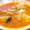 スーラジ - 料理写真:スープカレー