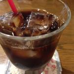 Paty Cafe - アイスコーヒー