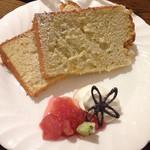 Paty Cafe - シフォンケーキ