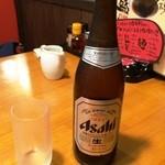 神戸ちぇりー亭 - ビール