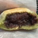 おまんじゅう三津森 - 焼き餅