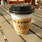 島ブックカフェ - ドリンク写真:カフェラテ♪