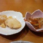 ぎょギョ魚の三太郎 - シイラのフライに鯵の南蛮漬け