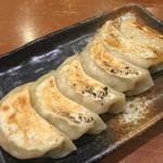 らーめん 壱吉 - 料理写真:餃子フェア 300円