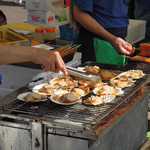 弁天 - 料理写真:【2015年11月】市民祭りに出店
