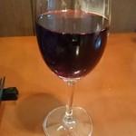中華ビストロうちだ - グラスワイン バロン ロスチャイルド ラフィット2012(フランス) 680円