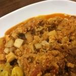 モリ商店 - ひき肉とれんこんがたっぷり